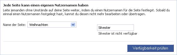 Facebook Silvester